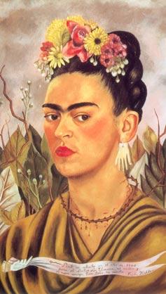 Frida_Kahlo_Zelfportret