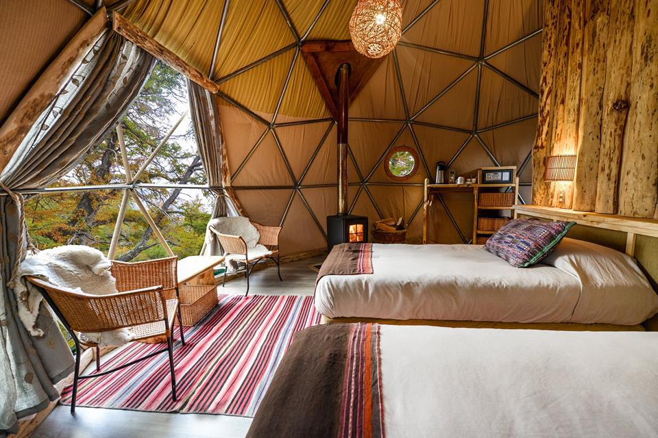ecocamp-patagonia-suite dome chile-2